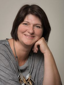 Nathalie Foucard - Psychologue - Conseil en orientation / © Fanny Jorda-Iniguez